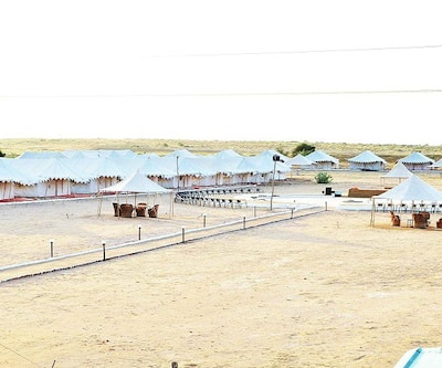 Rao Bika Ji Group Of Camps,Jaisalmer